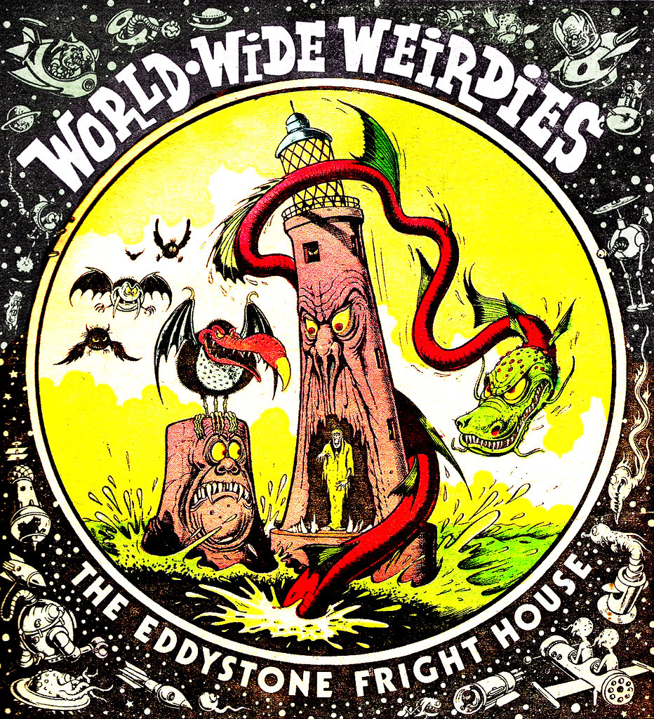 Ken Reid - World Wide Weirdies 134