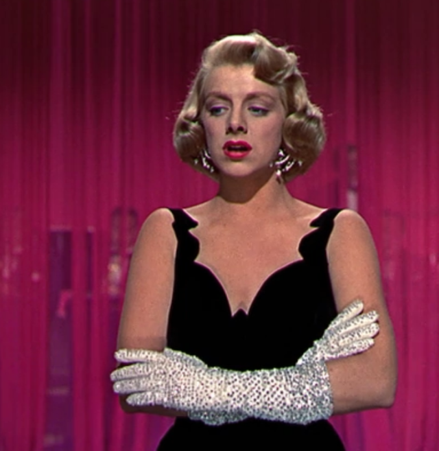 Rosemary Clooney Carousel Club White Christmas