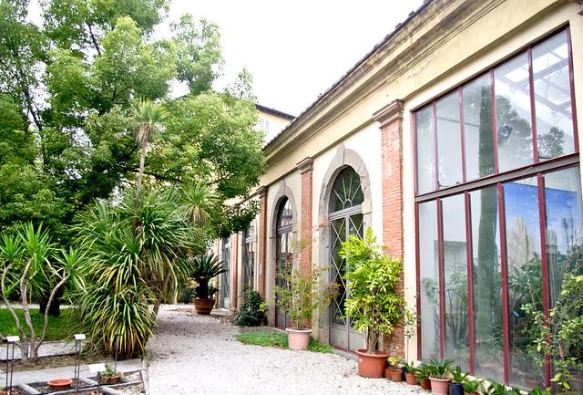 Lucca, Giardino Botanico