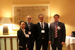 Jassby Lab at the NWRI Clarke Prize Conference 11/15/2013