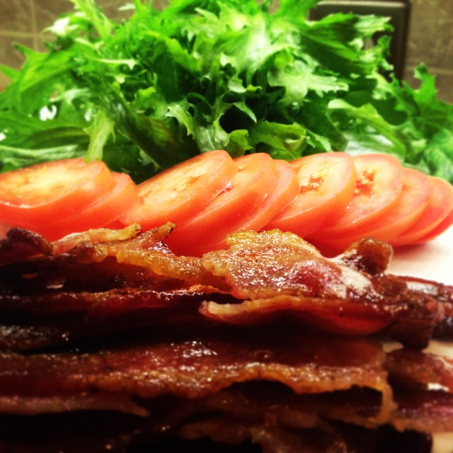 Footloose and Gluten-Free BLT(M)