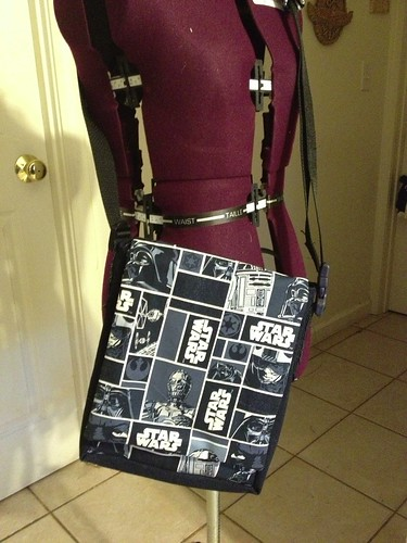Star Wars Book bag