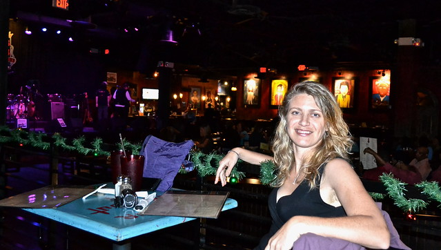 BB Kings Live Music and Dinner, West Palm Beach - date night