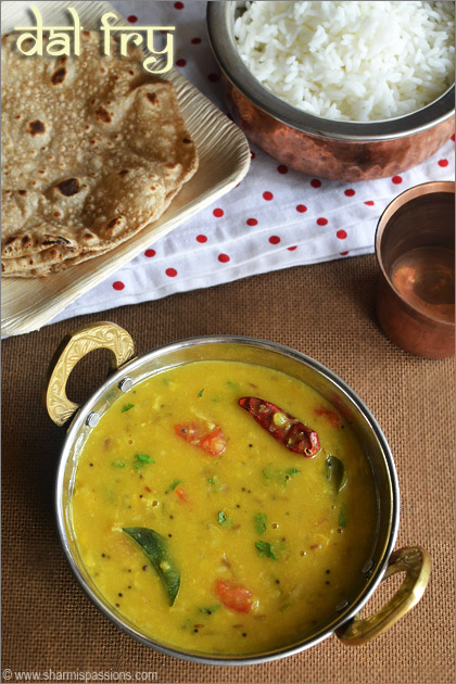 Dal fry recipe restaurant style dal fry how to make dal fry dal fry recipe forumfinder Images