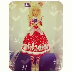♡ It's called a dreamdress for a reason hu hu~ so in love ♡
