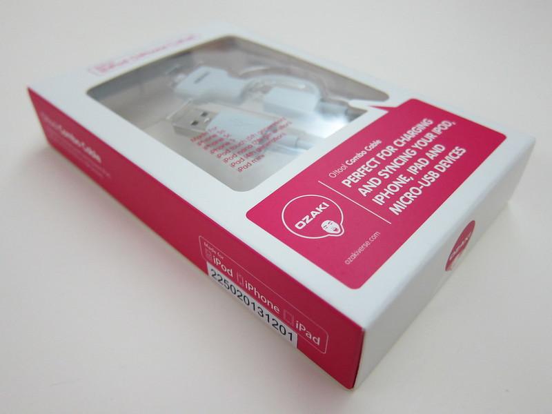 Ozaki O!tool Combo Cable - Box