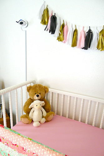 Cord Cover and Crib
