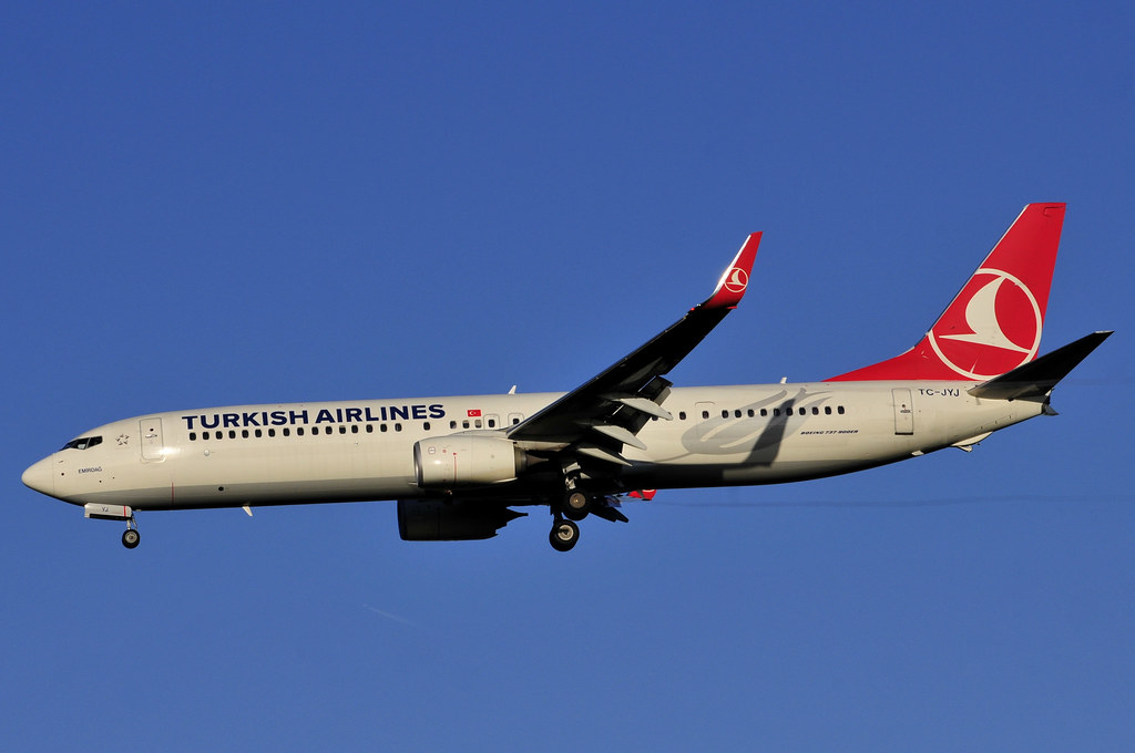 TC-JYJ - B739 - Turkish Airlines