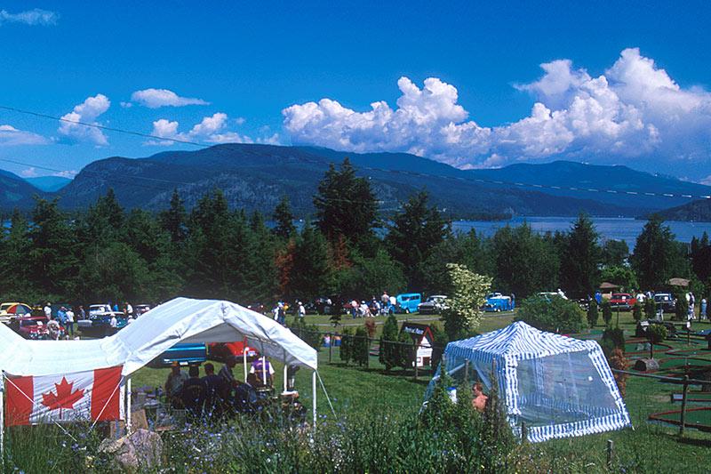Sicamous, Shuswap Lake, Eagle Valley, Shuswap, British Columbia, Canada