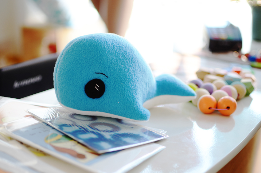 mr whale