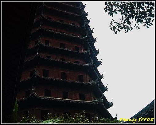 杭州 錢塘江 - 027 (六和塔)