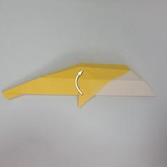 สอนวิธีพับกระดาษเป็นรูปลูกสุนัขยืนสองขา แบบของพอล ฟราสโก้ (Down Boy Dog Origami) 046