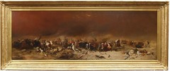 William Strutt - Black Thursday, 1851 - painted 1864 - State Library of Victoria