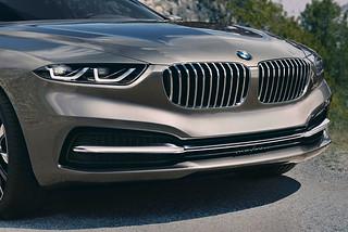 BMW PININFARINA 2013 VE GRANLUSSO COUPE