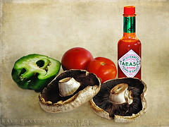 Tabasco and Fresh Vegetables