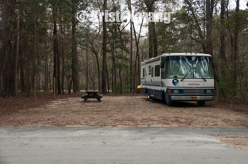 Florida Caverns State Park, site #30