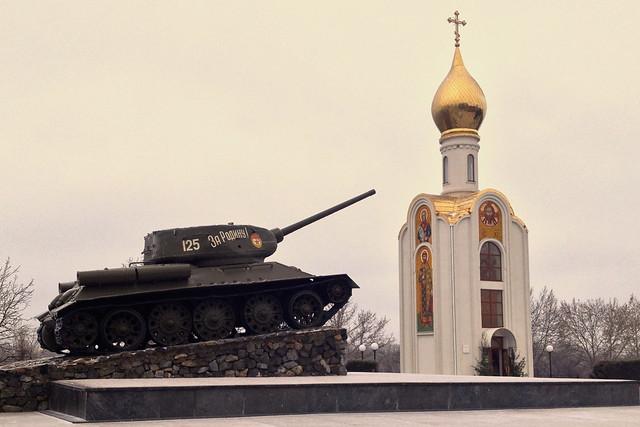 Tiraspol tank 2
