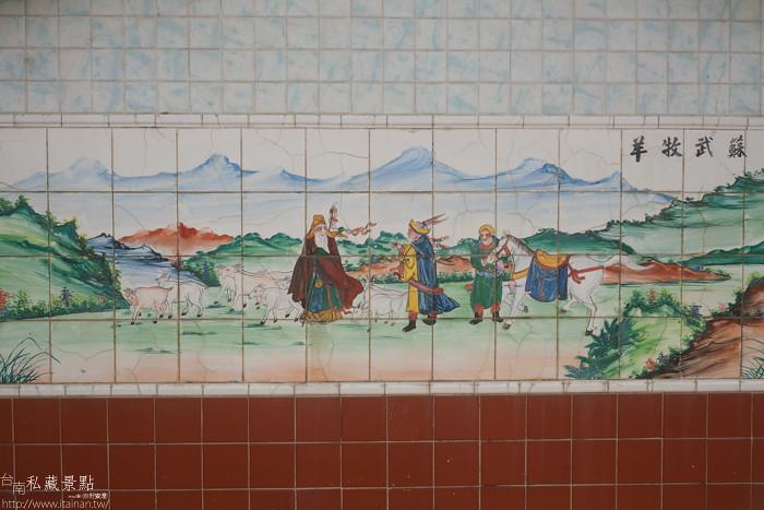 台南私藏景點--學甲寮平和里 X 蜀葵、小麥、羊群、老厝群 (18)