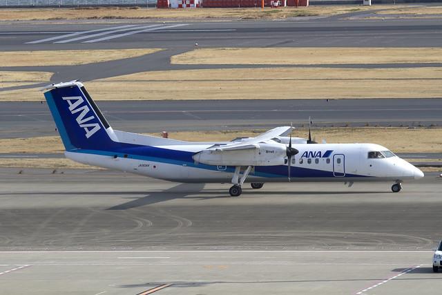 ANA DHC8-Q300