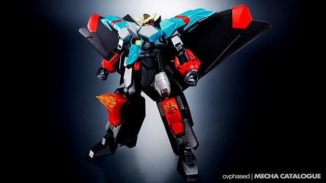Super Robot Chogokin GaoFighGar - Prototype Shots