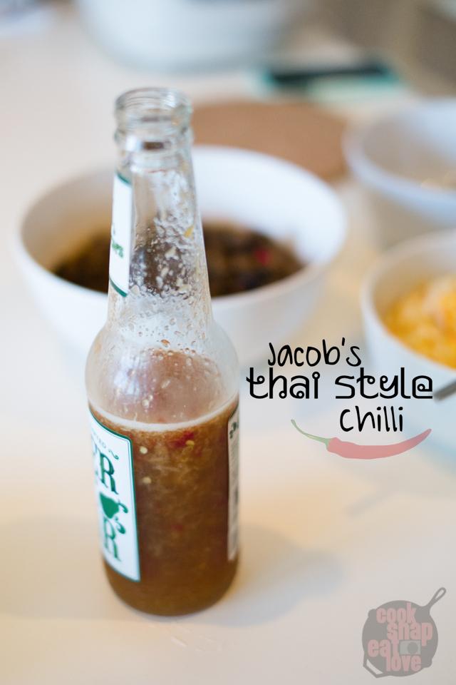 Jacob's Thai Chilli Recipe