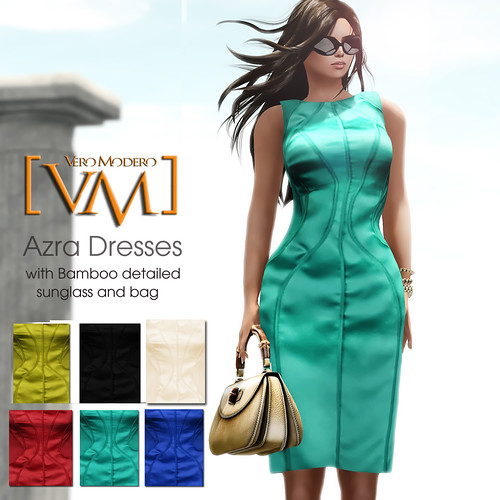 [VM] VERO MODERO  Azra Dresses All colours