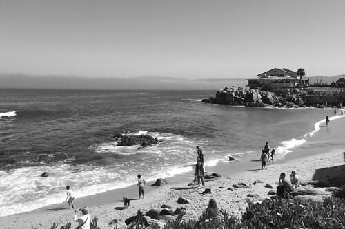 Monterey Cannery Row - Beach