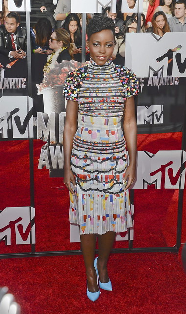 MTV Movie Awards 2014 - Arrivals