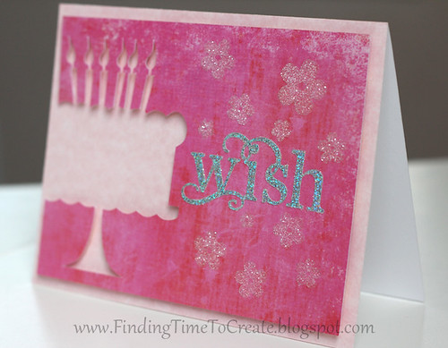 Feminine Birthday Card_side