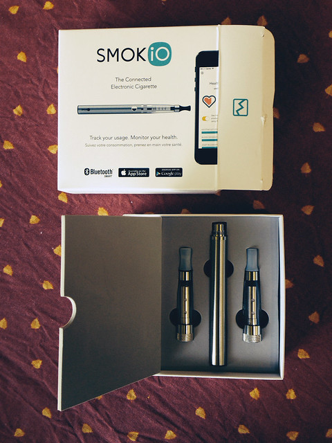 Smokio, packaging