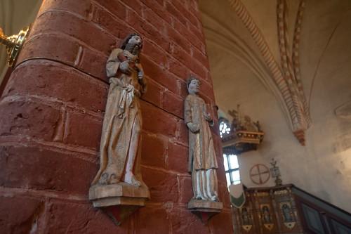 church medieval hollola