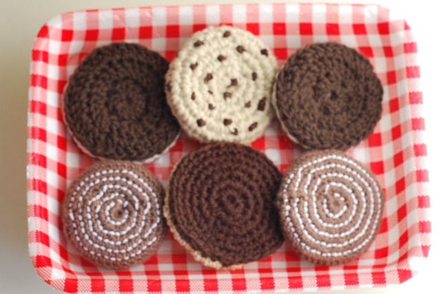 galletas ganchillo crochet cockies