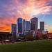 Grand Sunset by Shabdro Photo