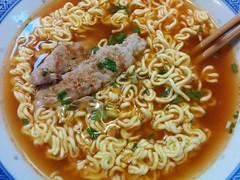 mie goreng(0.0), lamian(0.0), fried noodles(0.0), misua(0.0), hokkien mee(0.0), yakisoba(0.0), chow mein(0.0), noodle(1.0), bakmi(1.0), bãºn bã² huế(1.0), mi rebus(1.0), okinawa soba(1.0), noodle soup(1.0), kalguksu(1.0), food(1.0), dish(1.0), chinese noodles(1.0), laksa(1.0), soup(1.0), cuisine(1.0), chinese food(1.0),