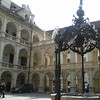 The Renaissance courtyard of the state parliament building