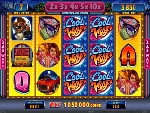 Cool Wolf Free Spins