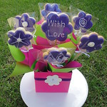 Biscuit Bouquets