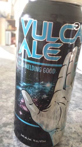 Vulcan Ale!