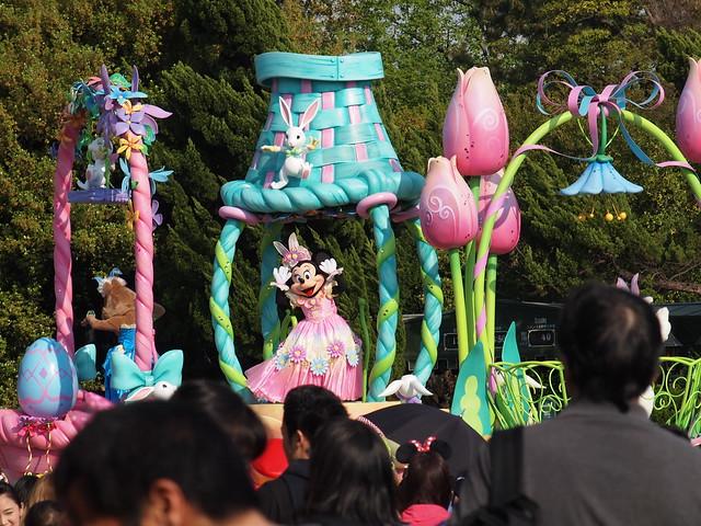 東京ディズニーランド 2014 春 イースター