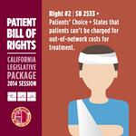 Major RN-Backed Bills to Expand Patient Care and Hospital Workplace Safety Move to Final  Floor Vote