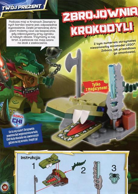 LEGO Legends of Chima Oficjalny Magazyn 2014-05 04