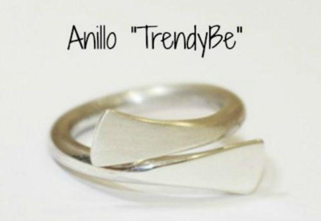 anillo trendyBe