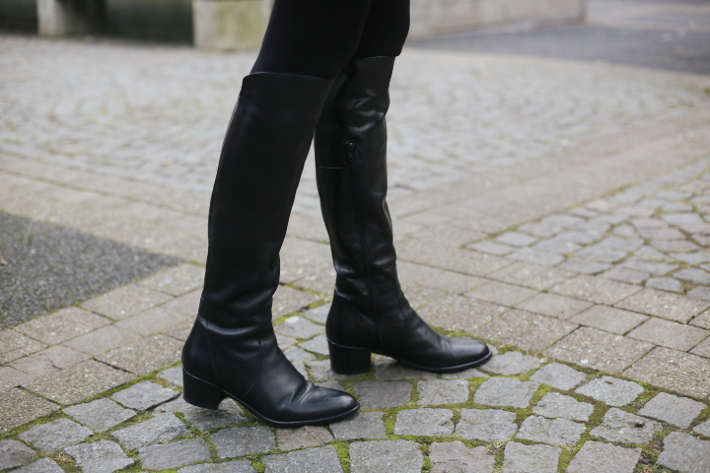 novi due over the knee leather boots