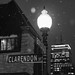 POTW 2015-02-08 -Snowing at the corner of Boylston and Clarendon in Copley Square by BillDamon