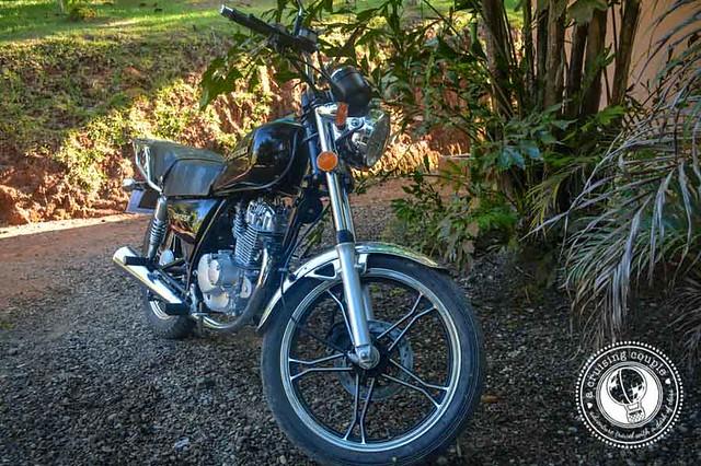 Dan´s Motorcycle