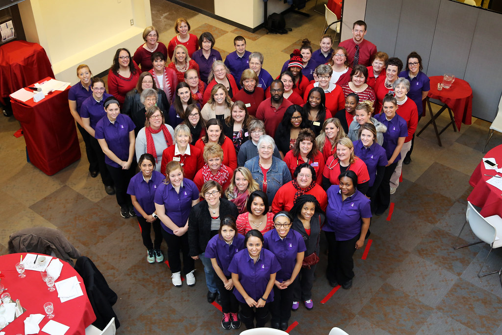 Go Red for Women, February 2015