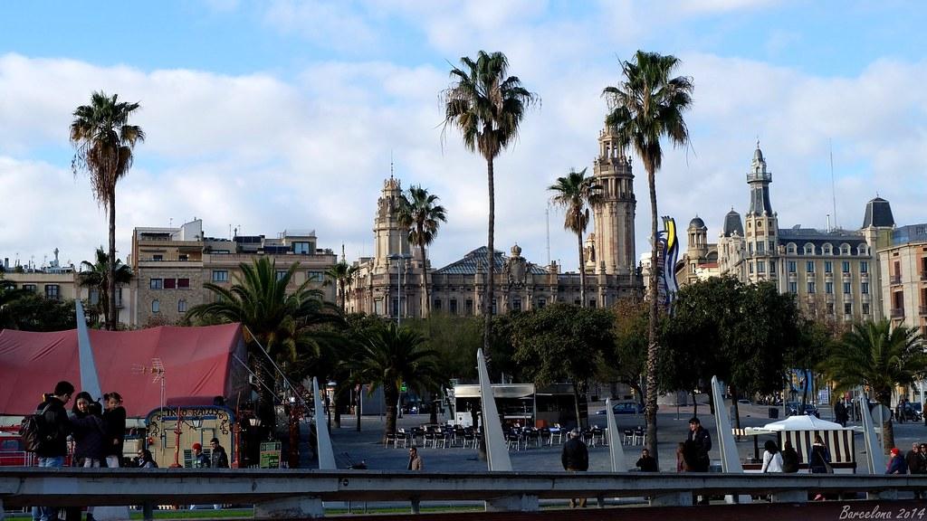 Barcelona day_4, Carrer de l Ictíneo