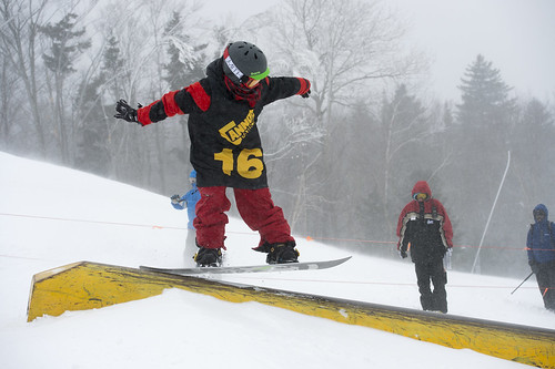 Bern Freeride Series at Cannon Mt.