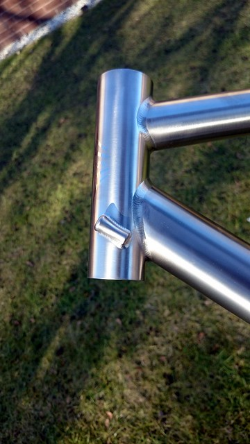 FS: Sabbath September Titanium frame size Small / 54ett ...