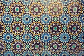 Marrakesch - Saadier-Gräber | Roland Krinner